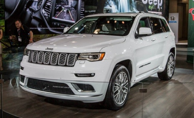 2017 Jeep Grand Cherokee Design Release Date 2018