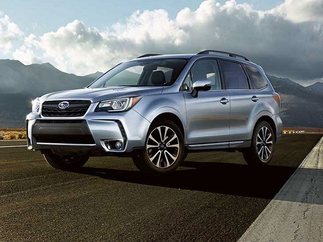 2017 Subaru Forester - front