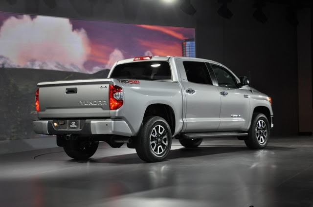 2017 Toyota Tundra Redesign, Price - 2018 / 2019 Best Car