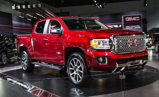 2017 gmc canyon denali review release date 2018 2019. Black Bedroom Furniture Sets. Home Design Ideas