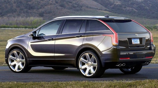 Small Cadillac Suv >> 2018 Cadillac XT4 Redesign, Price - 2018 / 2019 Best Car