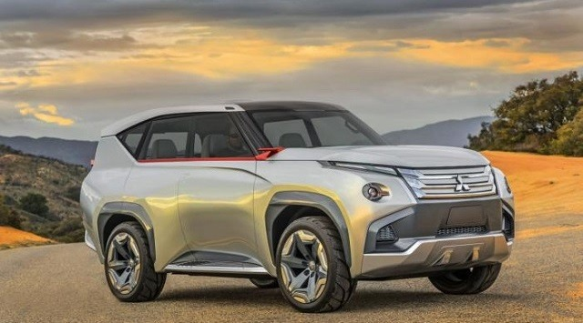 2018 Mitsubishi Pajero Redesign, Specs, Price - 2018 / 2019 Best Car