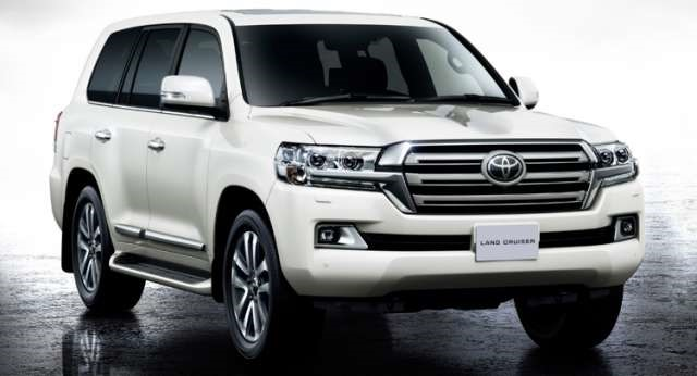 2018 Toyota Land Cruiser Redesign Price 2018 2019