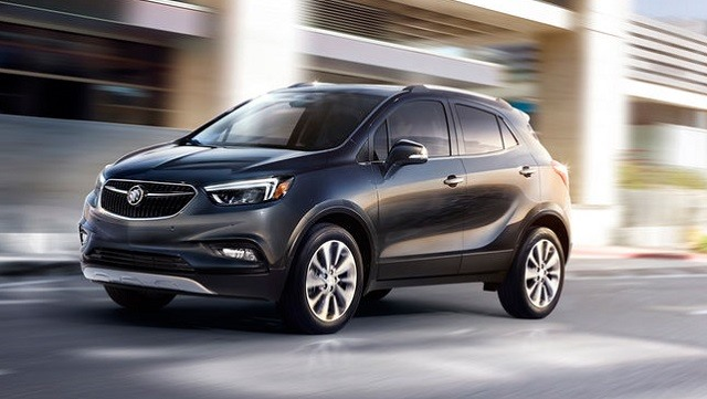 2017 buick encore review price 2018 2019 best car. Black Bedroom Furniture Sets. Home Design Ideas