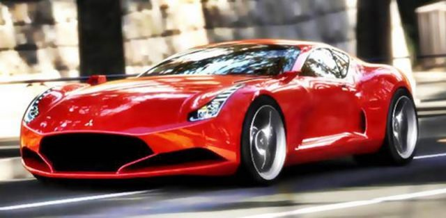 2017 Mitsubishi 3000GT Specs, Price - 2018 / 2019 Best Car