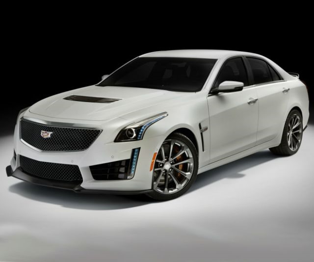 2017 Cadillac CTS Review, Price