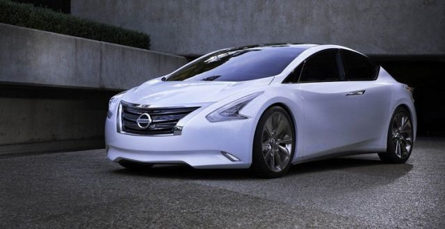 2017 Nissan Altima - front