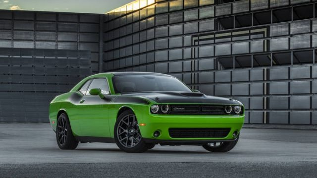 2017 Dodge Challenger T/A - front