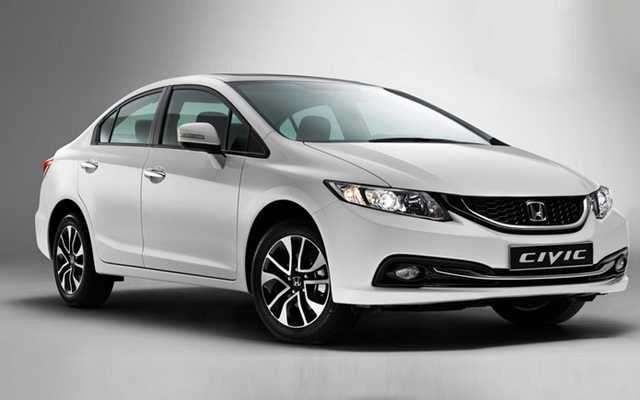 2018 Honda Civic Sedan - front