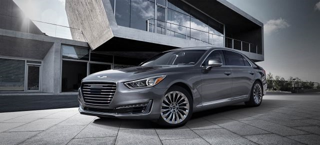 2018 genesis review. wonderful genesis 2018 genesis g90  front on genesis review