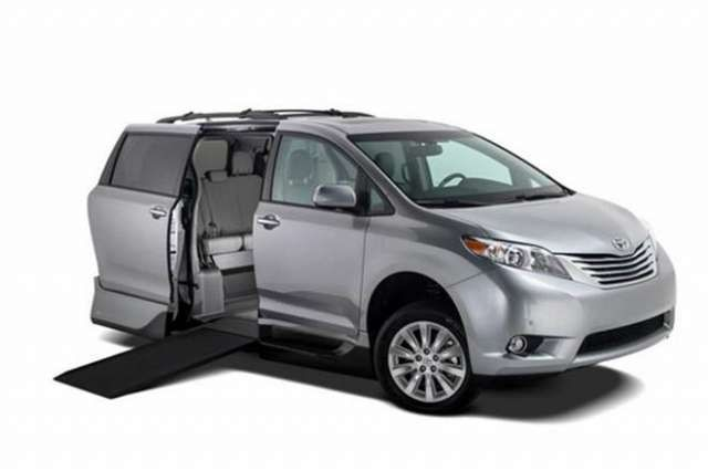 2018 Toyota Sienna Design, Release Date - 2018 / 2019 Best Car