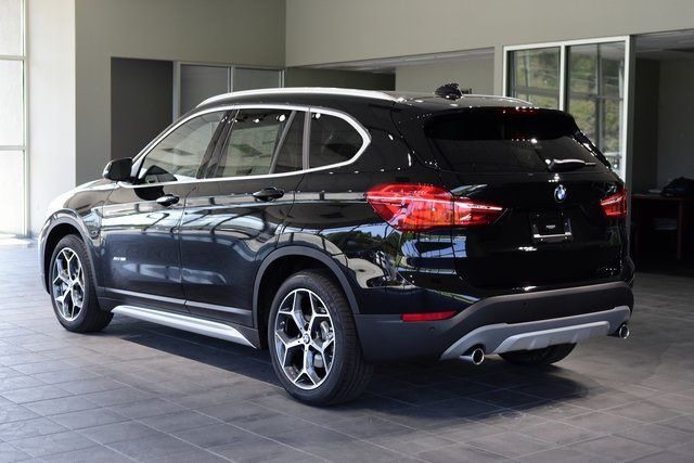 2017 Bmw X1 Xdrive28i Rear