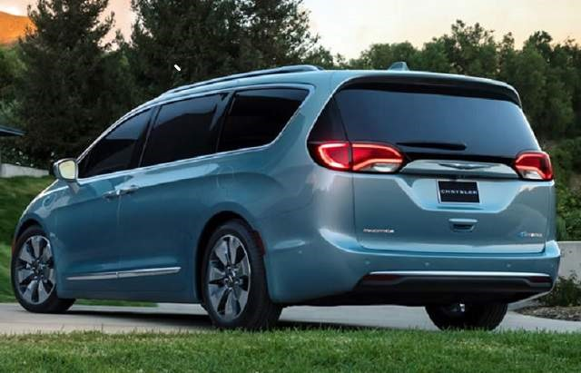 2018 Chrysler Pacifica Changes Release Date 2018 2019