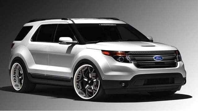Ford Everest 2018 Release Date >> 2018 Ford Explorer Specs, Release Date - 2018 / 2019 Best Car