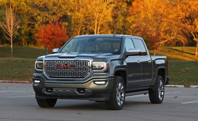 2018 GMC Sierra 1500 Review Price 2018 2019 Best Car