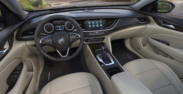2018 Buick Regal TourX - interior - 2018 / 2019 Best Car