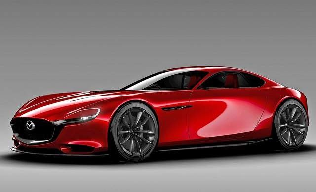 2019 Mazda RX-9 - front