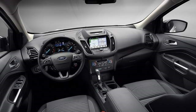 2019 Ford Escape Hybrid - interior