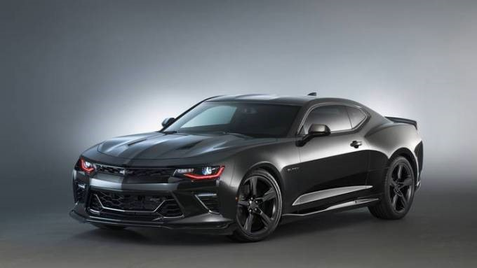 2020 Chevy Camaro new