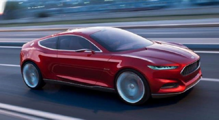 2021 ford-fusion on the road