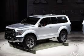 2020 Ford Everest concept
